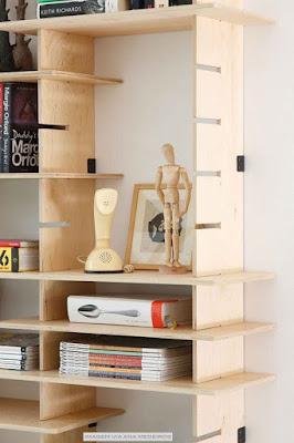 idéias de móveis modulares