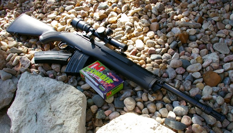 Ruger Mini 30 Hunting