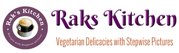 Raks Kitchen | Indian Vegetarian recipes