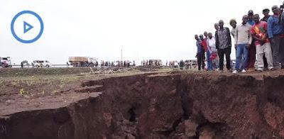 زلزال أفريقيا يتوسع ويهدد بشطر إثيوبيا عن القارة