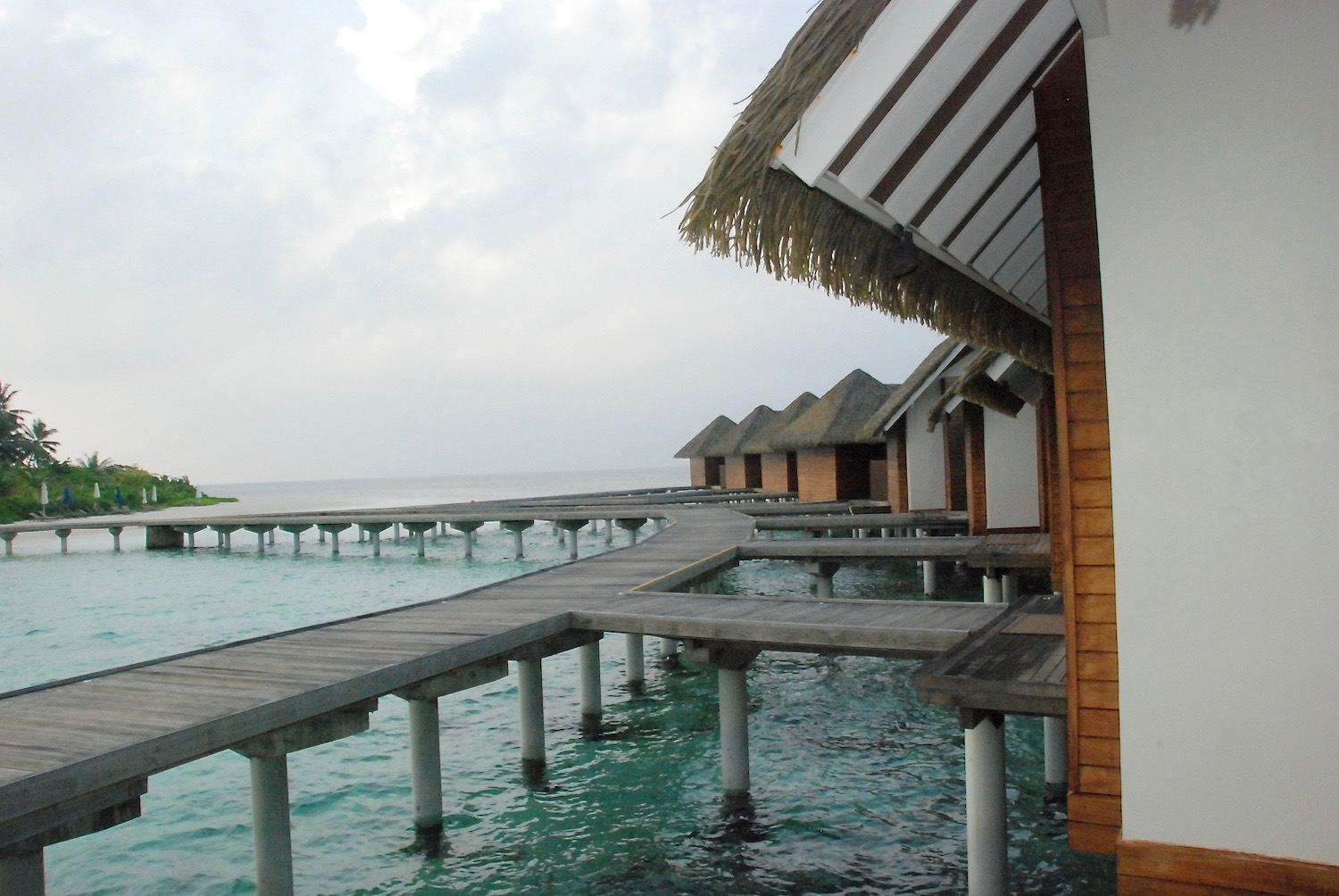 ocean pool villas maldives kandolhu