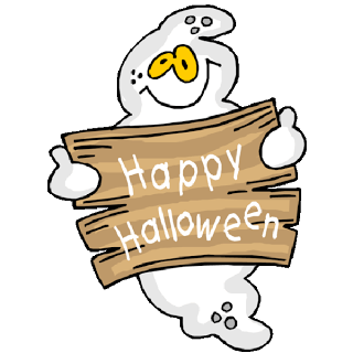 Happy Halloween funny clip art 2016