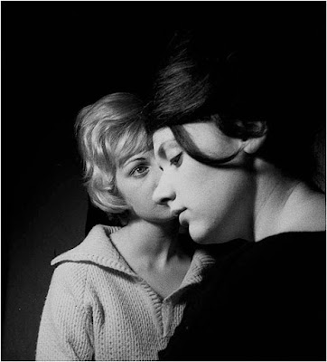 Lyn and Carol by Sue Ford 1961