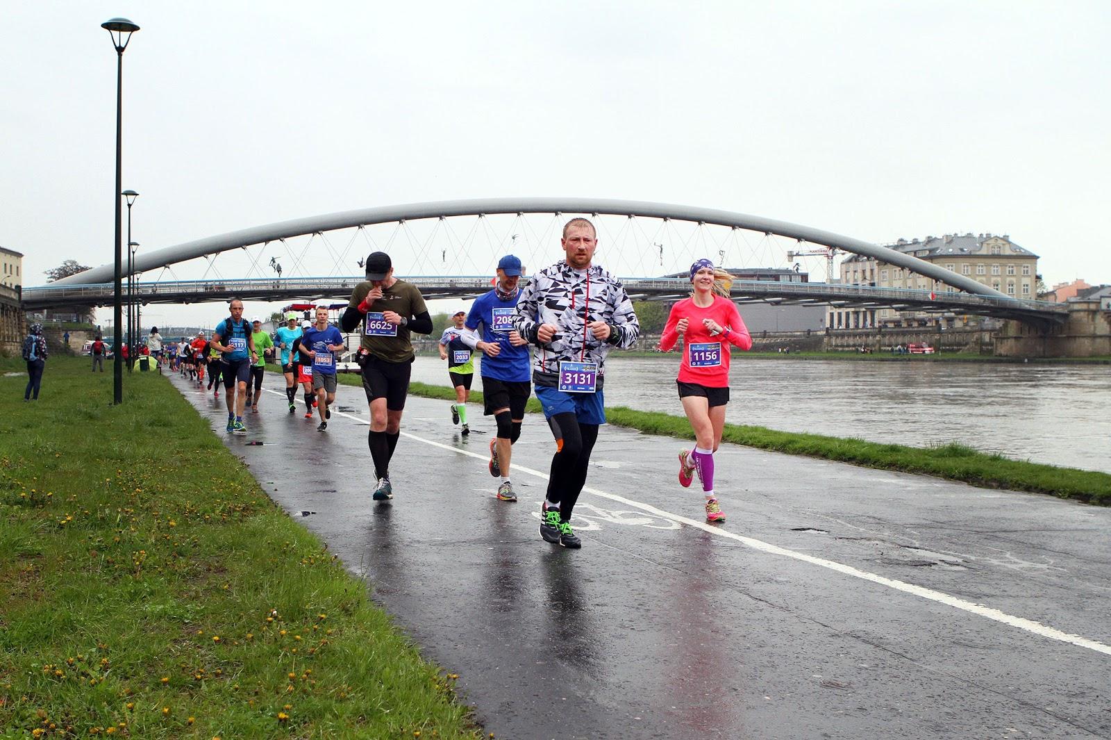 Bulwary Kraków Maraton