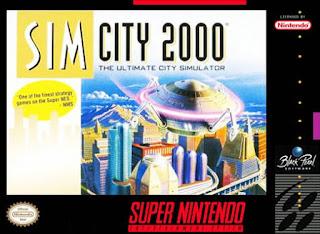 Sim City 2000 [ SNES ]