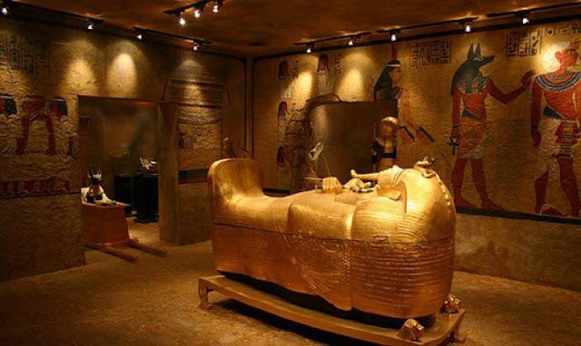 Dicas de La Vegas: The Las Vegas Natural History Museum Egito