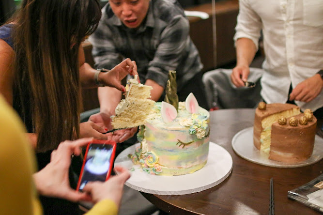 Chefs Gallery Parramatta Unicorn Cake