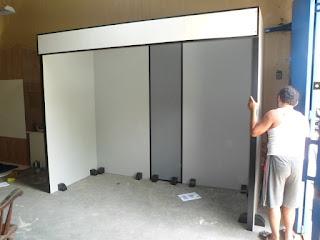 Sekat Untuk Pameran - Exhibition Divider