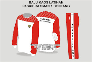 BAJU DRUM BAND PASKIBRA