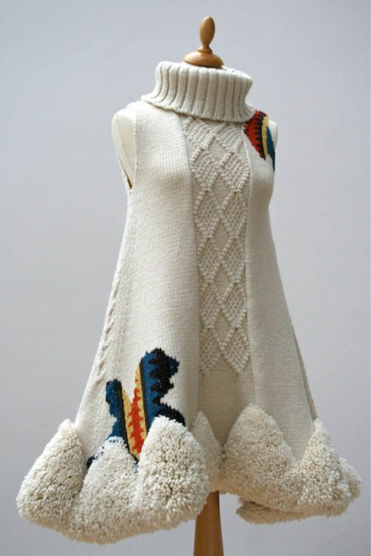 tunika na drutach