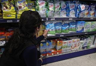 En los supermercados sanjuaninos ya no hay Precios Acordados y los aumentos son de hasta 77%.