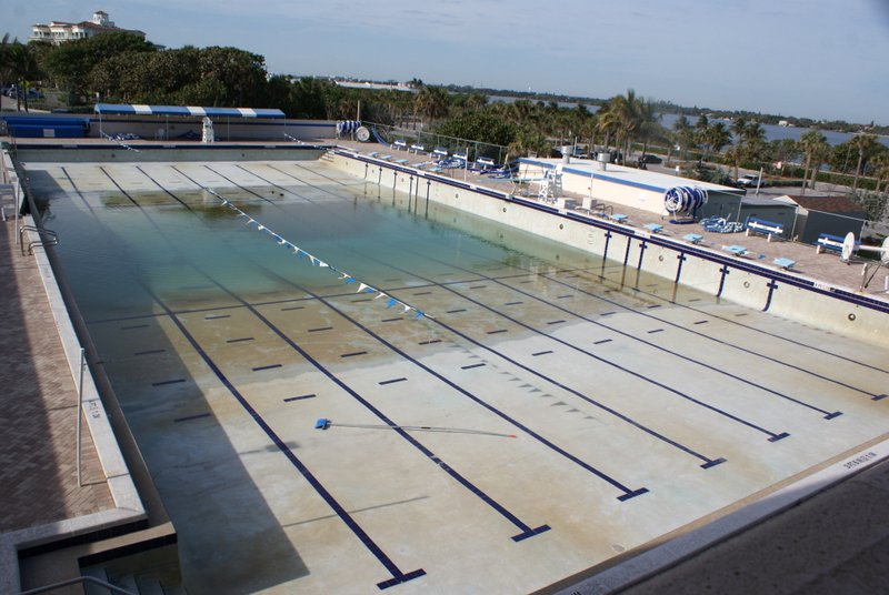Olympic Pool Lake Worth Beach