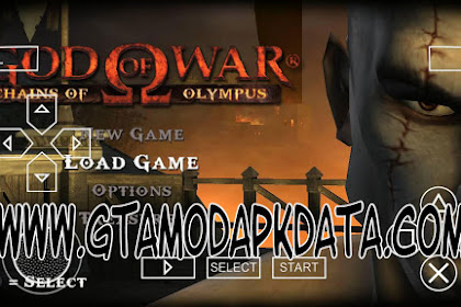 God of War: Chains of Olympus (USA) ISO PPSSPP Free Download