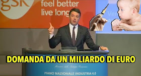 Renzi-Lorenzin-Glaxo-Storia-Molto-Sporca