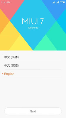MIUI v7 5.9.17 Global Screenshots