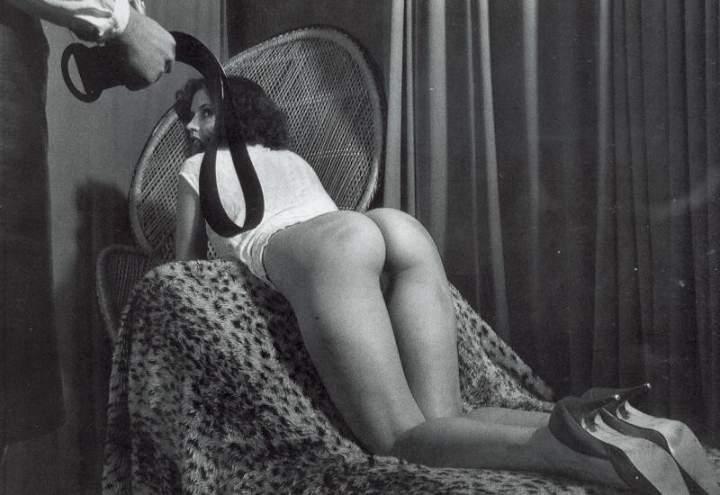 Наказание интимное