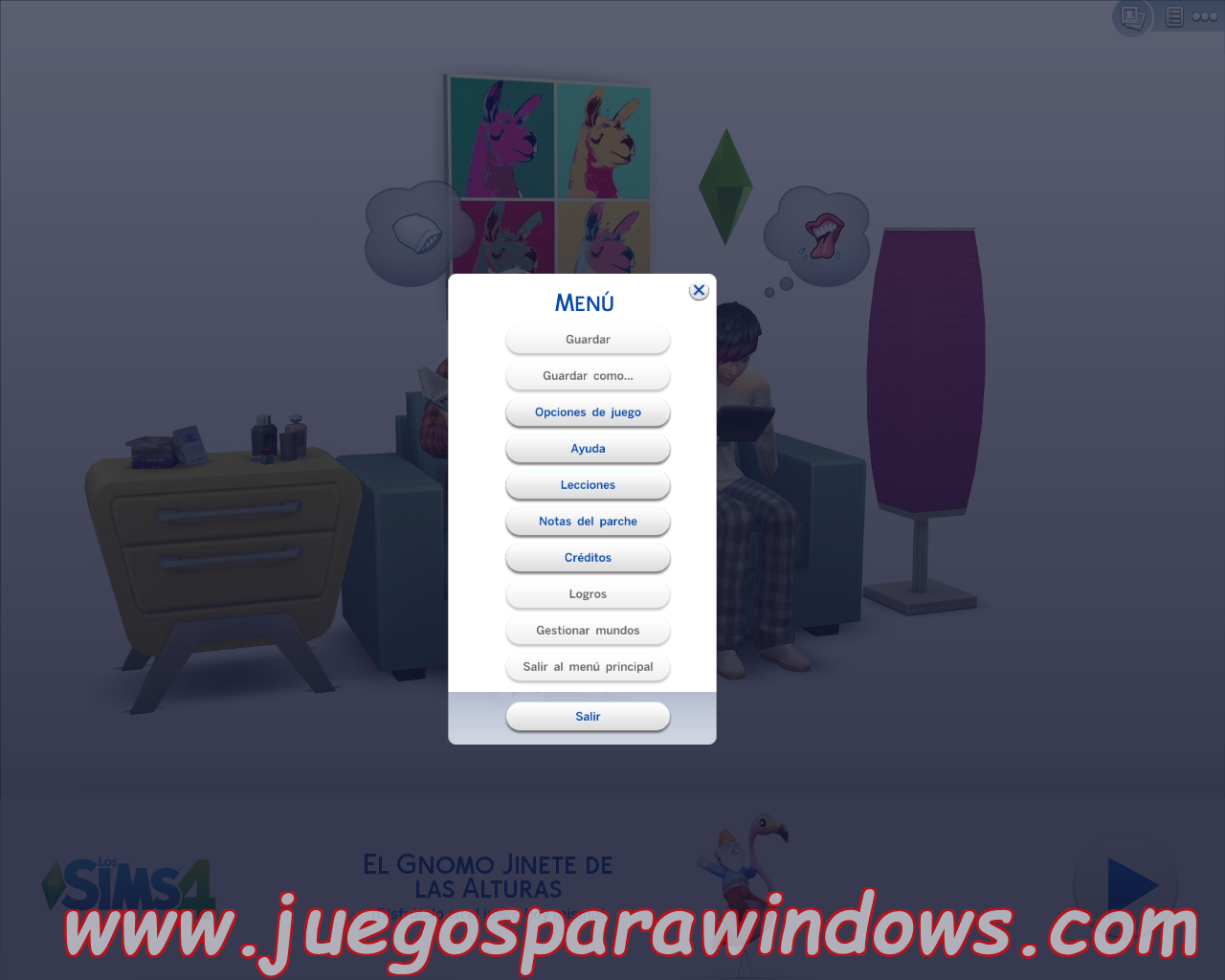 Los Sims 4 Digital Deluxe Edition ESPAÑOL PC Full + Update v1.4.83.1010 Incl DLC (RELOADED) 8