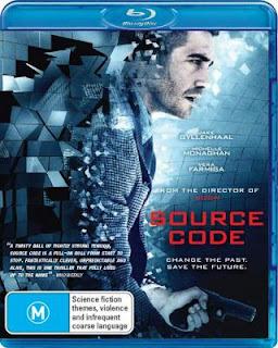 Source Code (2011) BluRay 480p 300MB Dual Audio Org ( Hindi - English ) MKV