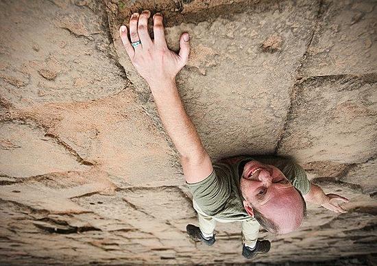 Imagen perspectiva - Ponto de vista - Pendurado no paredão