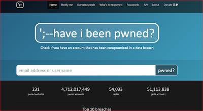تسريب ملايين الإيميلات عبر الإنترنت تأكد الآن سلامة إيملك