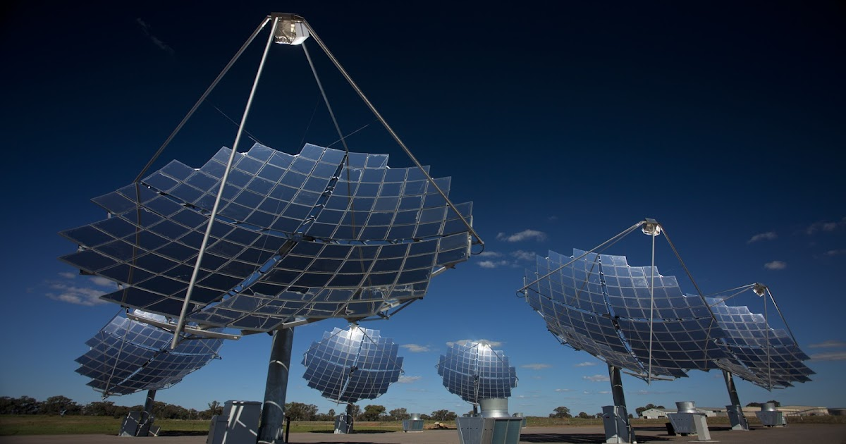 1 5 Mw Concentrated Pv Solar Demonstration Facility