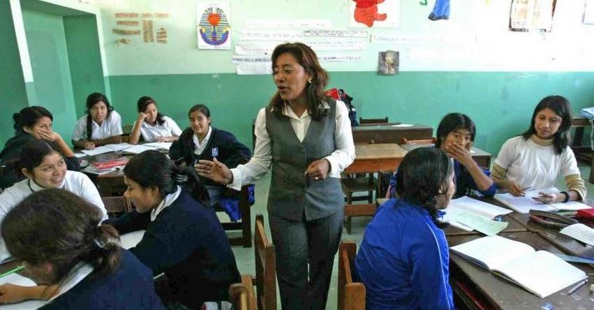 Pago de sueldos de profesores se mantiene a pesar de suspensión de clases por el Coronavirus