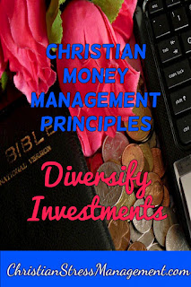 Christian money management Diversify Investments
