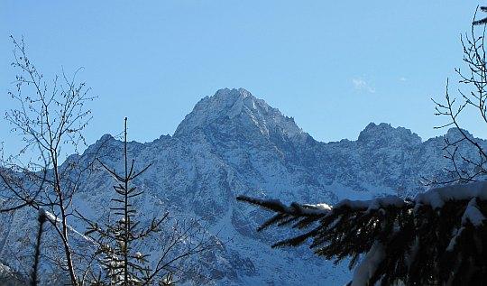 Gerlach zwany też Gierlachem (słow. Gerlachovský štít, niem. Gerlsdorfer Spitze, węg. Gerlachfalvi-csúcs, 2655 m n.p.m.).