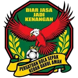 Recent List of Kedah FA Jersey Number Players 2017 Squad