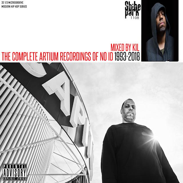 The Complete Artium Recordings of No ID Mixtape