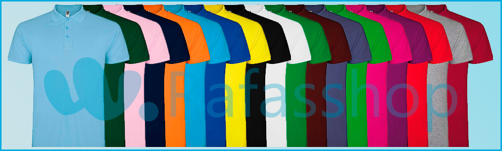 Colores Polo Star de Roly en Rafasshop