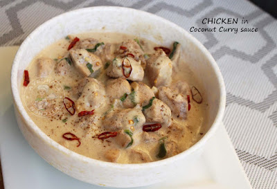 thai recipes ayeshas kitchen recipes chicken in coconut curry sauce stir fried chicken chicken recipes coconut milk recipes spicy chicken recipe