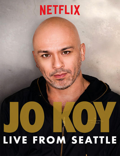 Ver Jo Koy: Live from Seattle (2017) Online