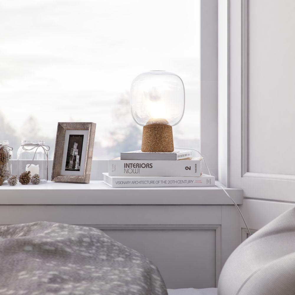 12 lampade da tavolo in vetro per tutti i gusti!