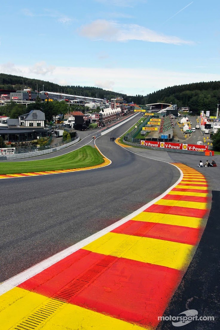 10 Best Places to Holiday in Belgium (100+ Photos) | Circuit Spa-Francorchamps