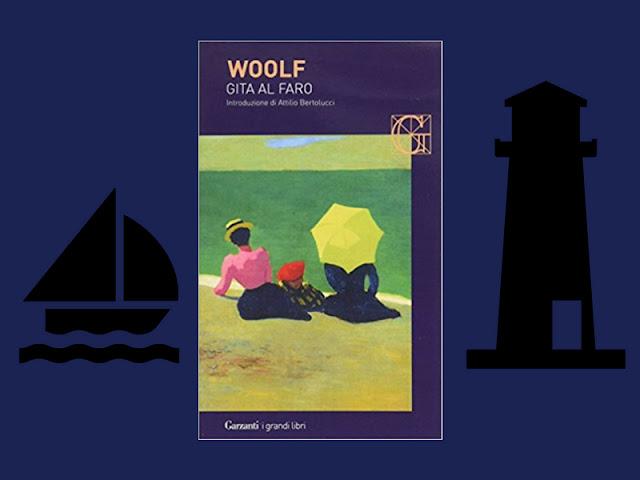 l'introspettivo Gita al faro di Virgina Woolf la recensione