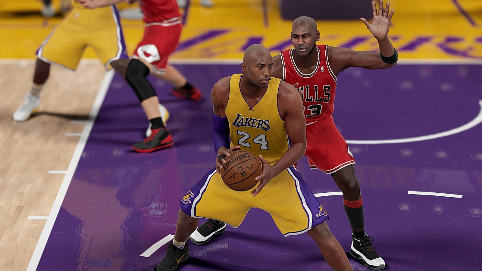 Nba 2k19 Apk With Data+ Obb For Android Free Download