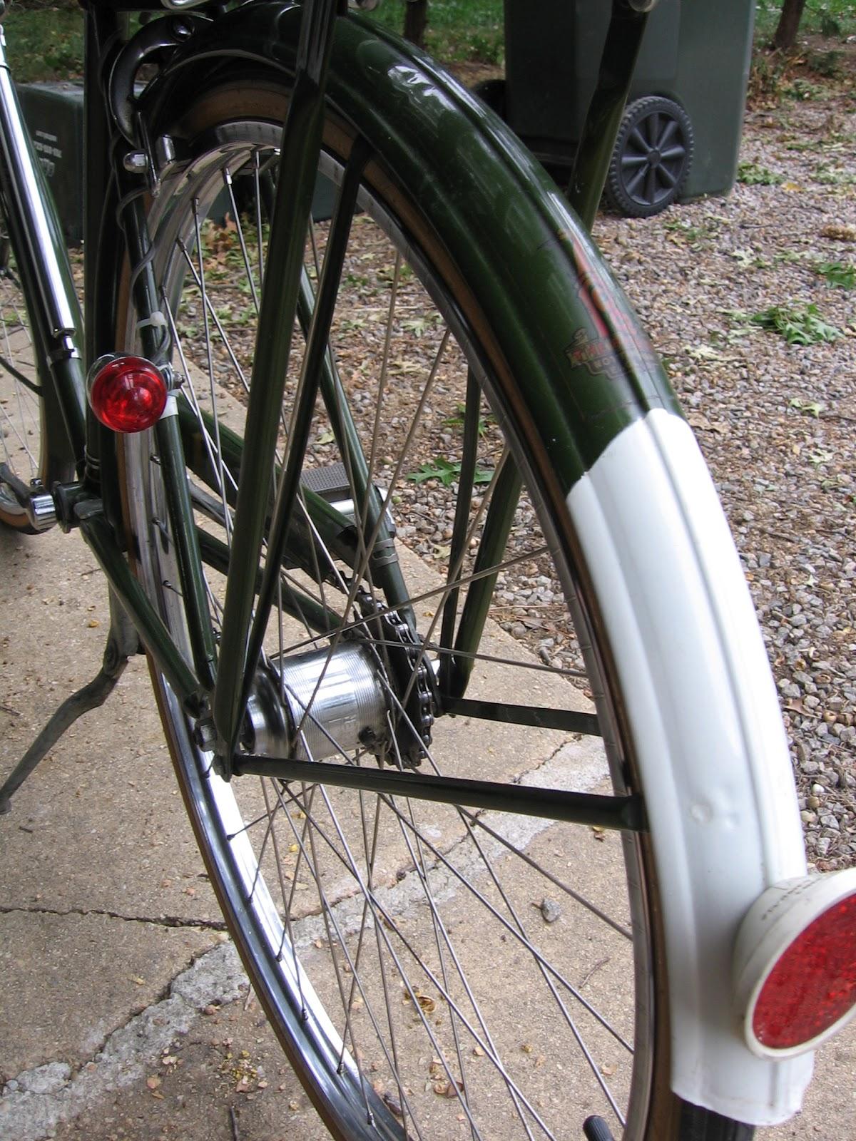 The Bike Shed Oiling Older Internal Gear Hubs Like Sturmey Archer Aw