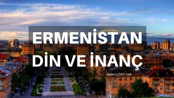 ermenistan dini