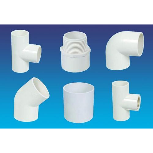 UPVC Pipe Fittings - Ocean Pipes & Fitting LLP