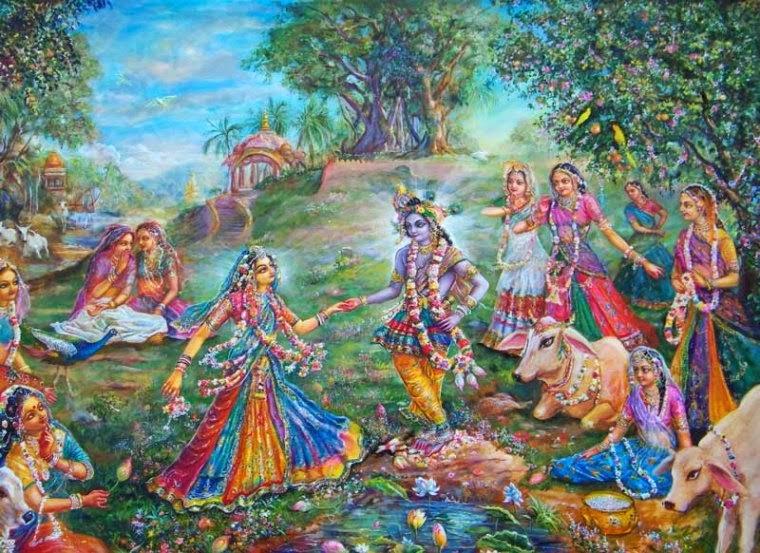 HariHarji: Spiritual Calendar: March 2014