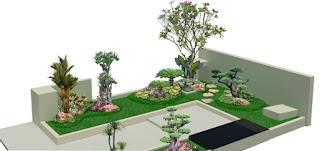 Desain Taman Surabaya - tukngtamansurabaya 86