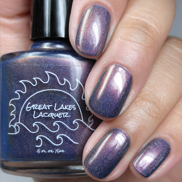 Great Lakes Lacquer - Running Like a River