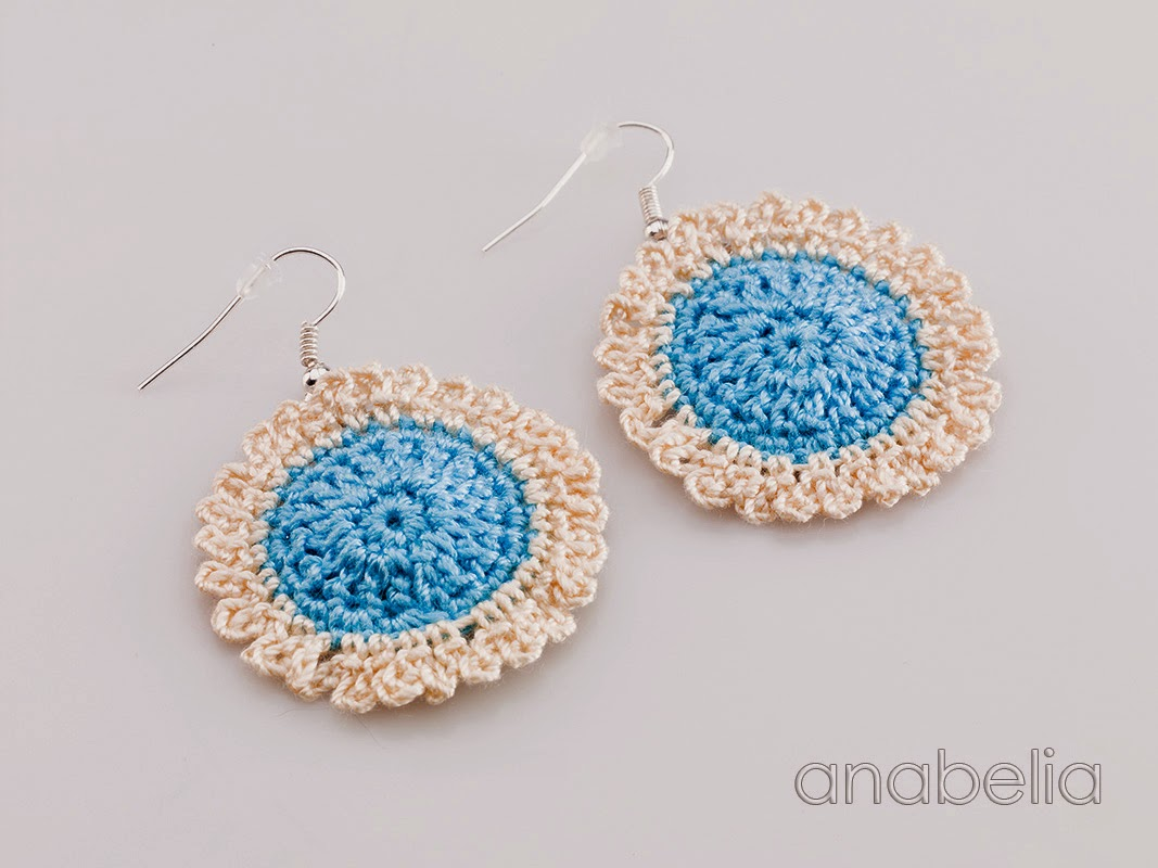 Sunflower-crochet-earrings-Anabelia