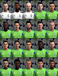 Facepack Seattle Sounders Pes 2013 by Cirkac-95