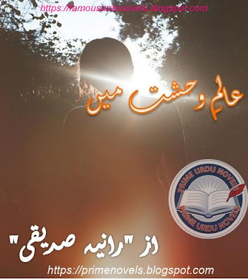 Free download Alam e wehshat mein novel by Raania Saddique Part 1 pdf