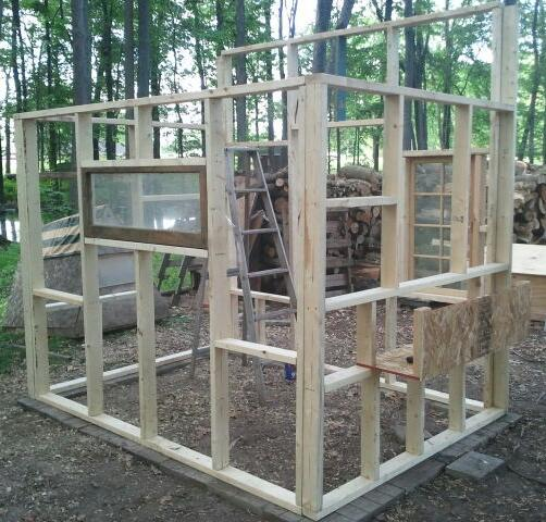 CHRISTIAN COGNITION: BUILD YOUR OWN CHICKEN COOP: