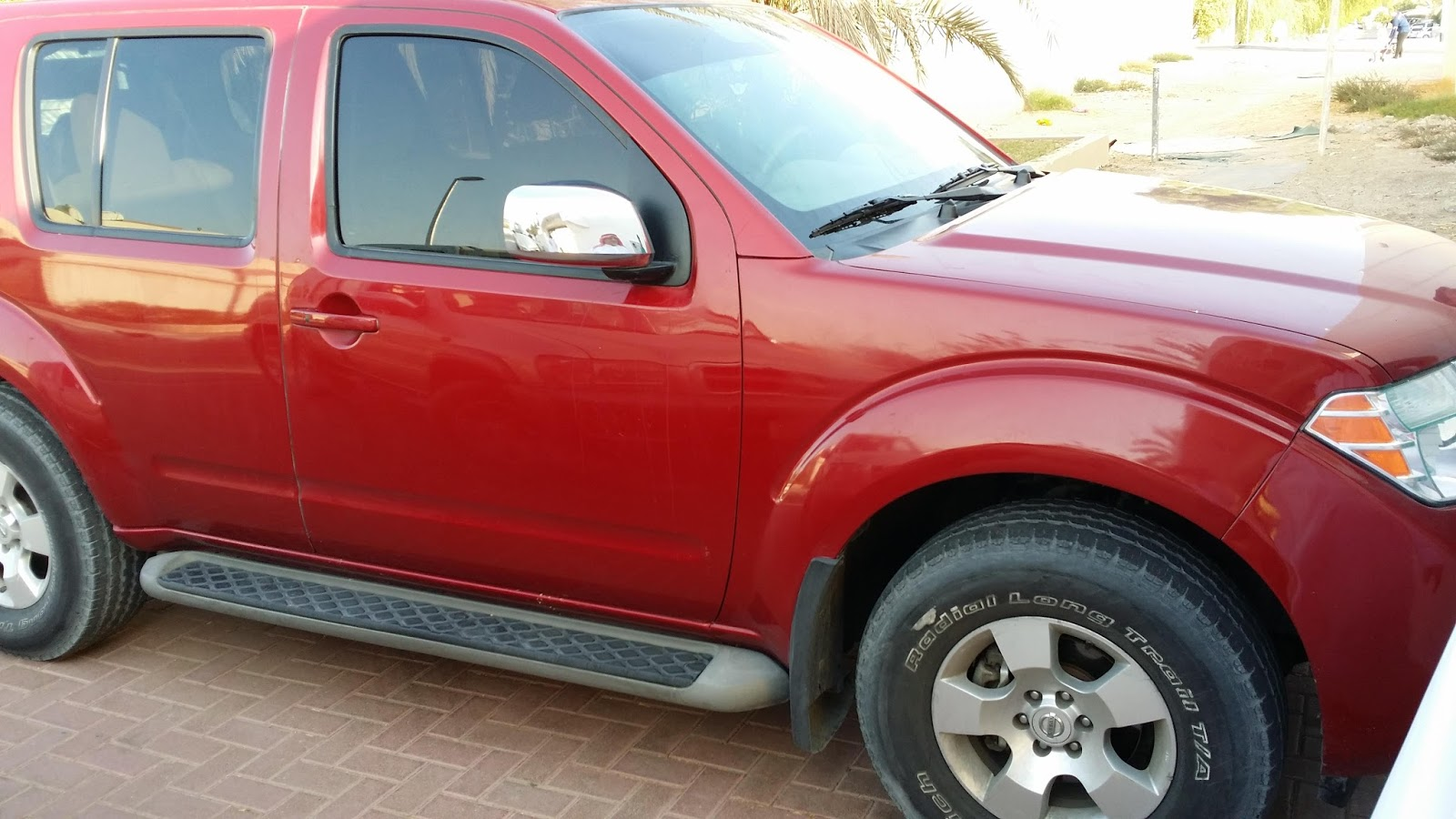 ����� ������� 2012 ����� / Nissan Pathfinder 2012 for sale