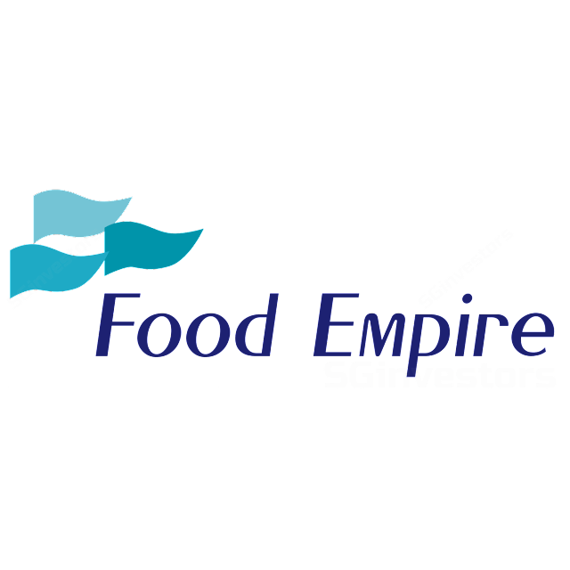 FOOD EMPIRE HOLDINGS LIMITED (F03.SI)