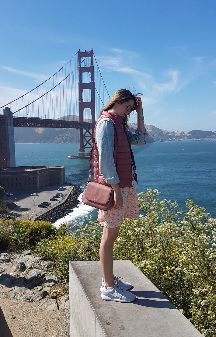 Travel: California diaries - San Francisco Golden Gate Bridge